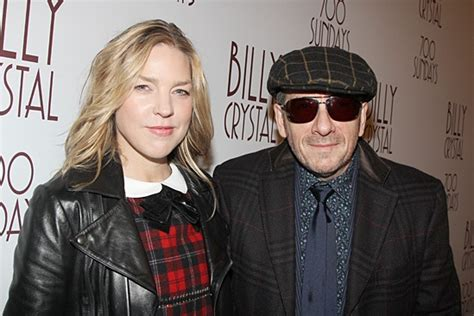 For Elvis Costello Diana Krall by Broadway Photo 7 Of 24 The Broadway Return Of
