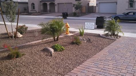 arizona backyard landscaping arizona front yard landscape design