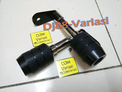 Frame Slider Cbr150 K45 Lokal Model B dj88 variasi toko aksesories terlengkap dan terpercaya se indonesia