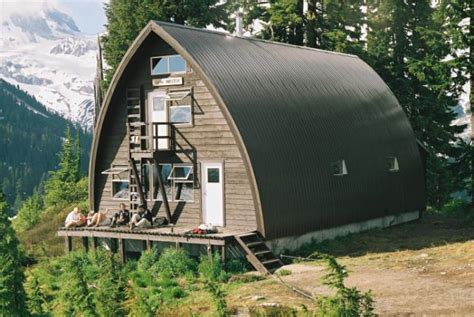 Elfin Lake Cabin by And The Elfin Lakes Shelter Voc Wiki