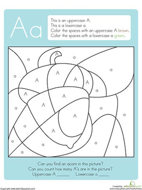 coloring pages hidden letters hidden color by letter printables