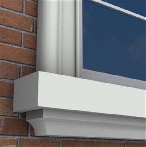 Outside Window Sill Mx208 Exterior Window Sills Molding And Trim Toronto