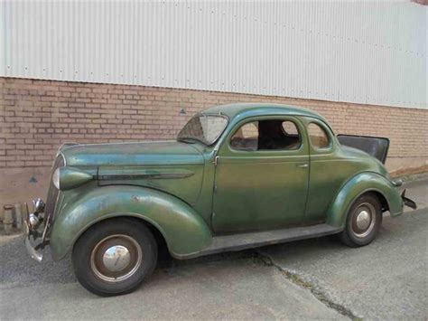 classic plymouth for sale 1937 plymouth coupe for sale classiccars cc 831147