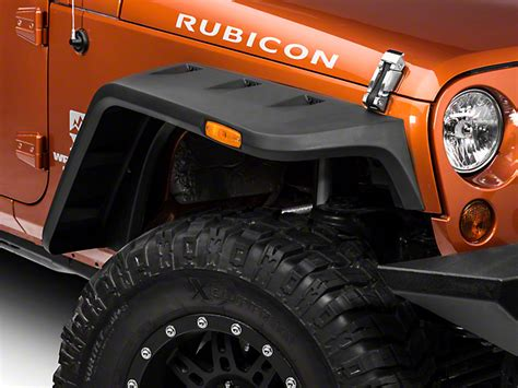 how to install rugged ridge fender flares rugged ridge hurricane flat wrangler fender flares 11640 10 07 17 wrangler jk free shipping