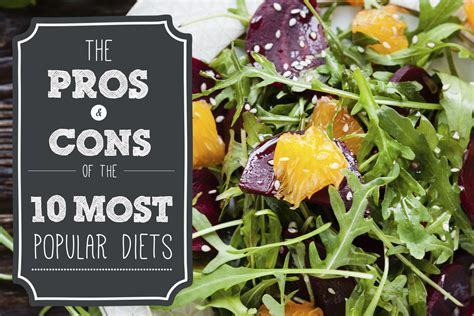 Pros And Cons Of Detox Cleanse by Pro And Cons Of The Top 10 Diets Which One Is For You