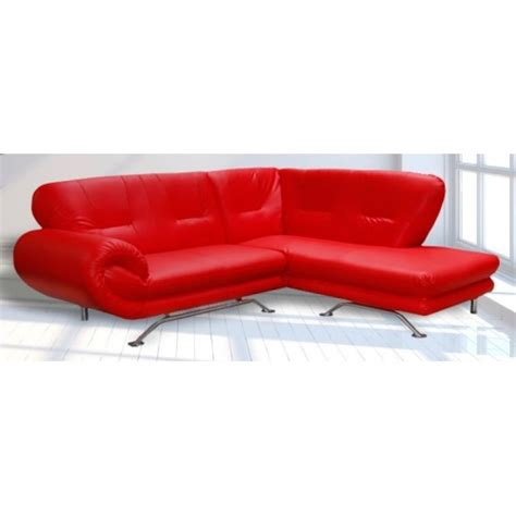 Corner Leather Sofas Cheap The Cheap Ambassador Faux Leather Corner Sofa