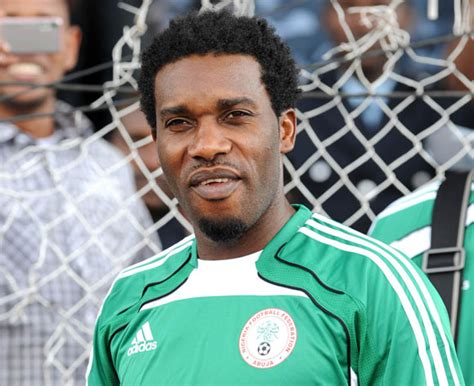 former eagles player okocha appointed as delta state fa chairman 187 thesheet ng