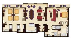 grand floridian floor plan the villas at disney s grand floridian resort spa guide