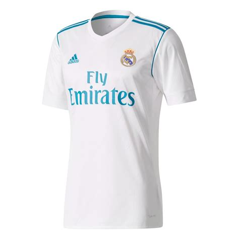 real madrid home lfp jersey 2017 2018
