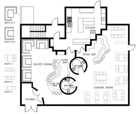 bar floor plan design cool sushi bar design art architecture pinterest sushi bar design sushi bars and sushi