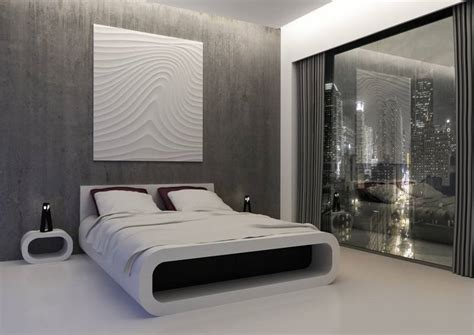 Apartment Sculptural Wall Panels For Bedroom Interior Interior Design Ideas For Bedroom Walls