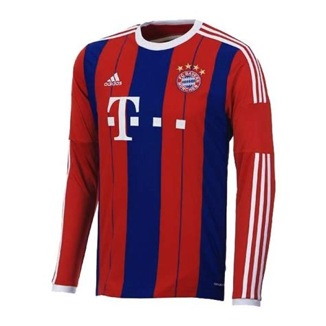 adidas bayern munich home 14 15 sleeve replica