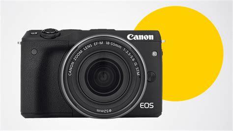Dan Spesifikasi Kamera Canon Eos M3 kamera mirorless canon eos m3 meluncur bulan oktober