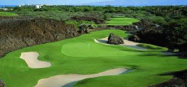 Golf Courses In Golf On The Big Island Mauna Resort Course