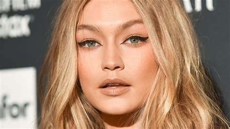 what hair conditioner does gigi hadid use gigi hadid s coconut oil hair trick stylecaster