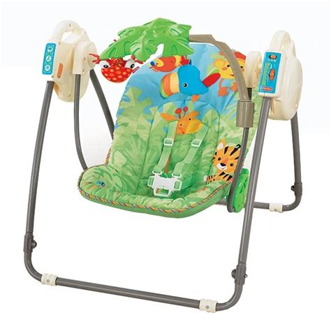 rainforest cradle swing fisher price pin by rods idea on needs for new baby pinterest