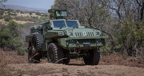 paramount marauder kazakhstan aims to export armoured vehicles to azerbaijan