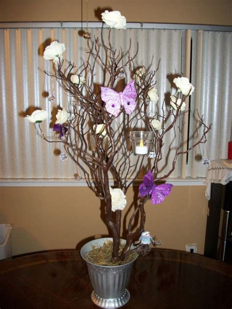 tree branch centerpieces diy pin by martin on wedding ideas