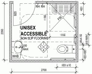 disabled toilet specifications type 4 left accessible toilet and shower disabled