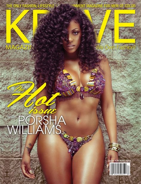 how much is porsha williams line of hair porsha williams slays on cover of krave magazine s hot