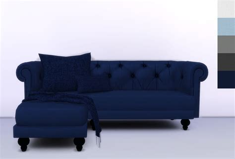 cc couch sims 4 cc s the best furniture by hvikis