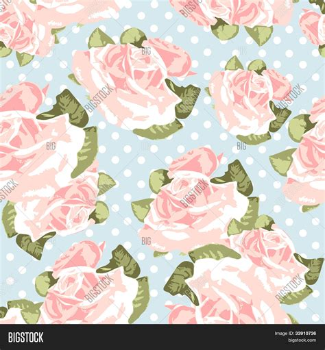 sentence pattern for this rose looks beautiful beautiful seamless rose pattern vector photo bigstock