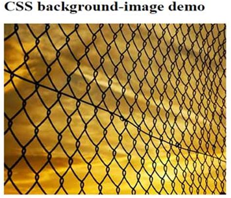 set background image css ten exles to set image by css background image property