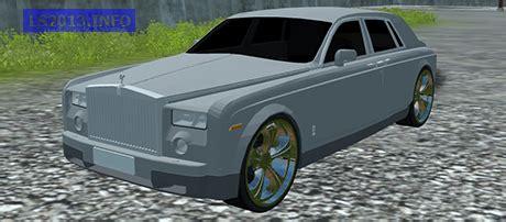 roll royce panda rolls royce phantom v 1 0 ls 2013 mods