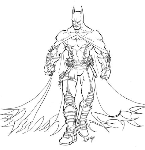 superhero outline coloring page free coloring pages of superhero outline