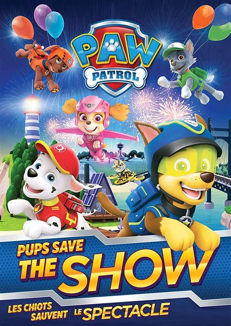 Paw Patrol Winter Series Zy638 pups save the show paw patrol wiki fandom powered by wikia