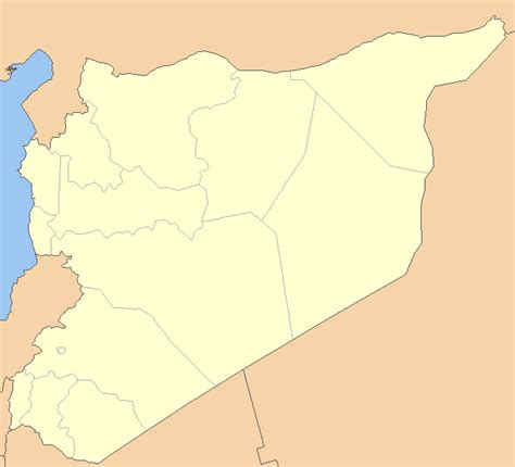 template syria map of governments jeopardy template