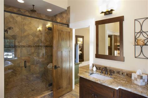 Craftsman Style Bathroom Ideas Bathroom Ideas By Brookstone Builders Craftsman Bathroom Other Metro By Brookstone Builders