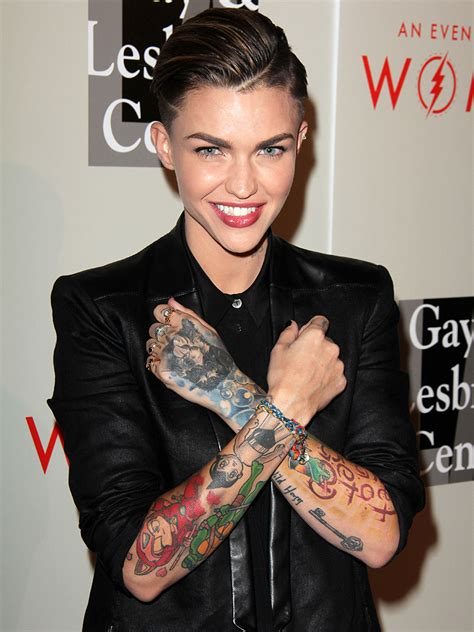 neck tattoo orange is the new black ruby rose dishes on her oitnb character and everything