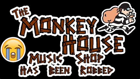 music house shop robbery at the monkey house music shop a music crowdfunding project in manchester greater