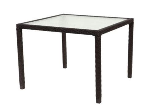 avenir 40 x 40 square dining table