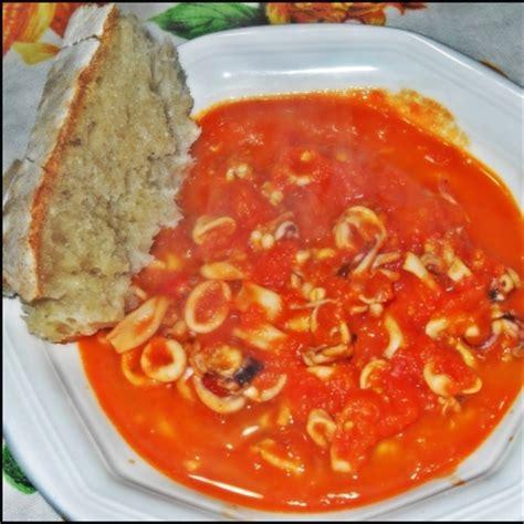 lade di sale controindicazioni ricetta calamari in salsa rossa diredonna