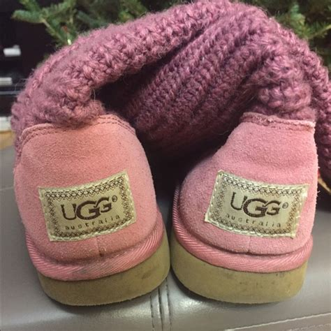 Rosy Cardy 43 ugg shoes raspberry cardy ugg boots from s closet on poshmark