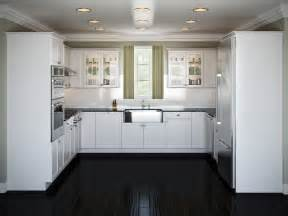 U Shaped Kitchen Designs Layouts Bloombety Small White U Shaped Kitchen Layouts U Shaped Kitchen Layouts