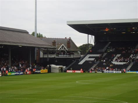 cottage corner fulham the chionship playoffs start today with fulham taking