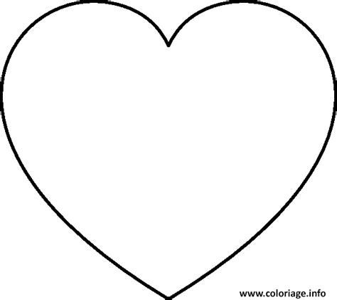 Coloriage Coeur Amour 3 Dessin