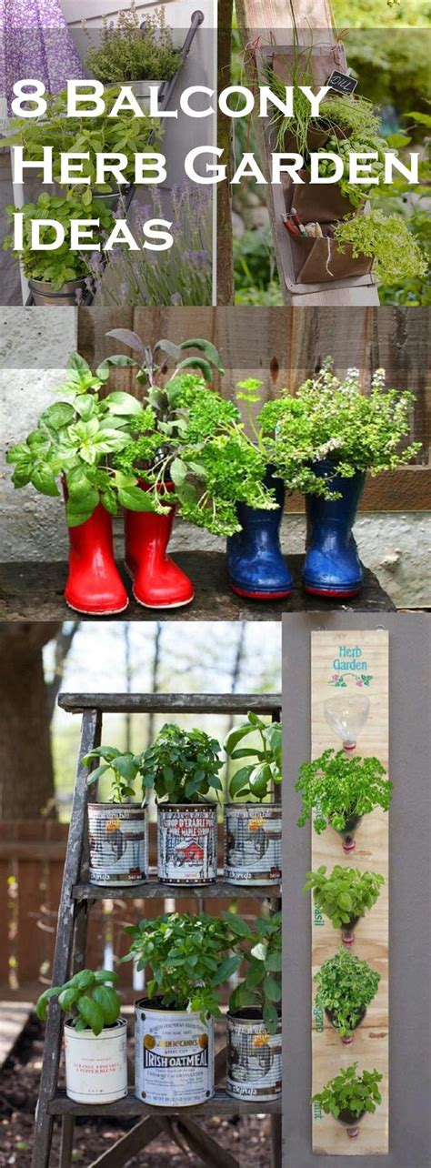 herb garden ideas pinterest herb garden inspiration ideas over 50 pots planters and