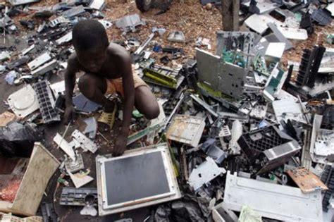 nigeria: a pit stop for digital dump. | environmental
