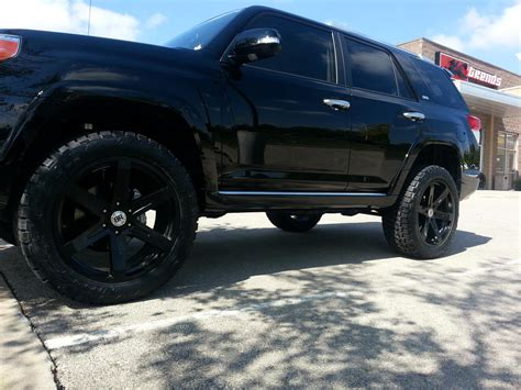 Toyota 4runner Tires 2013 Sr5 Level And 33 Quot Tires Will It Work Page 2