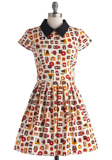 Modcloth Cqs New Vintage Obsession by 17 Best Ideas About Novelty Print On 50s