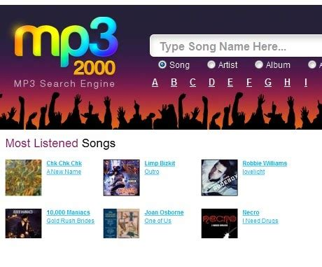 search mp songs mp3 2000 one of the finest mp3 search engines