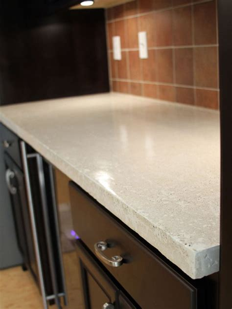 25  best ideas about White Concrete Countertops on