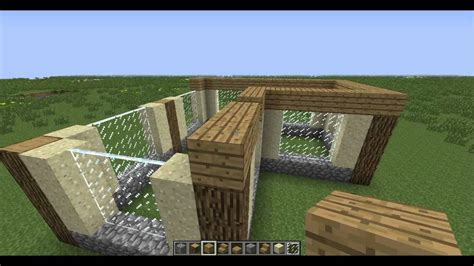 how to build houses on minecraft how to make a simple house in minecraft youtube