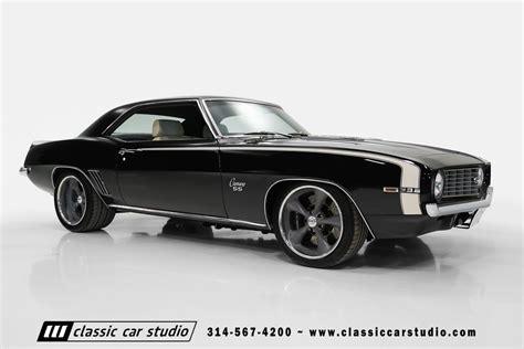 69 camero ss 1969 chevrolet camaro ss classic car studio