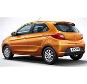 Tata Tiago Gets Beautiful Alloys Spare Wheel Tubeless Tyres Mobile