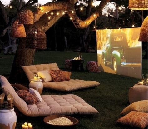 backyard movie theater tuttie design